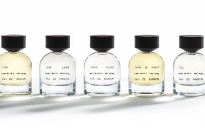 Michelle Pfeiffer Launches Henry Rose with Five Cradle to Cradle Certified™ Gold Fragrances Assessed by MBDC