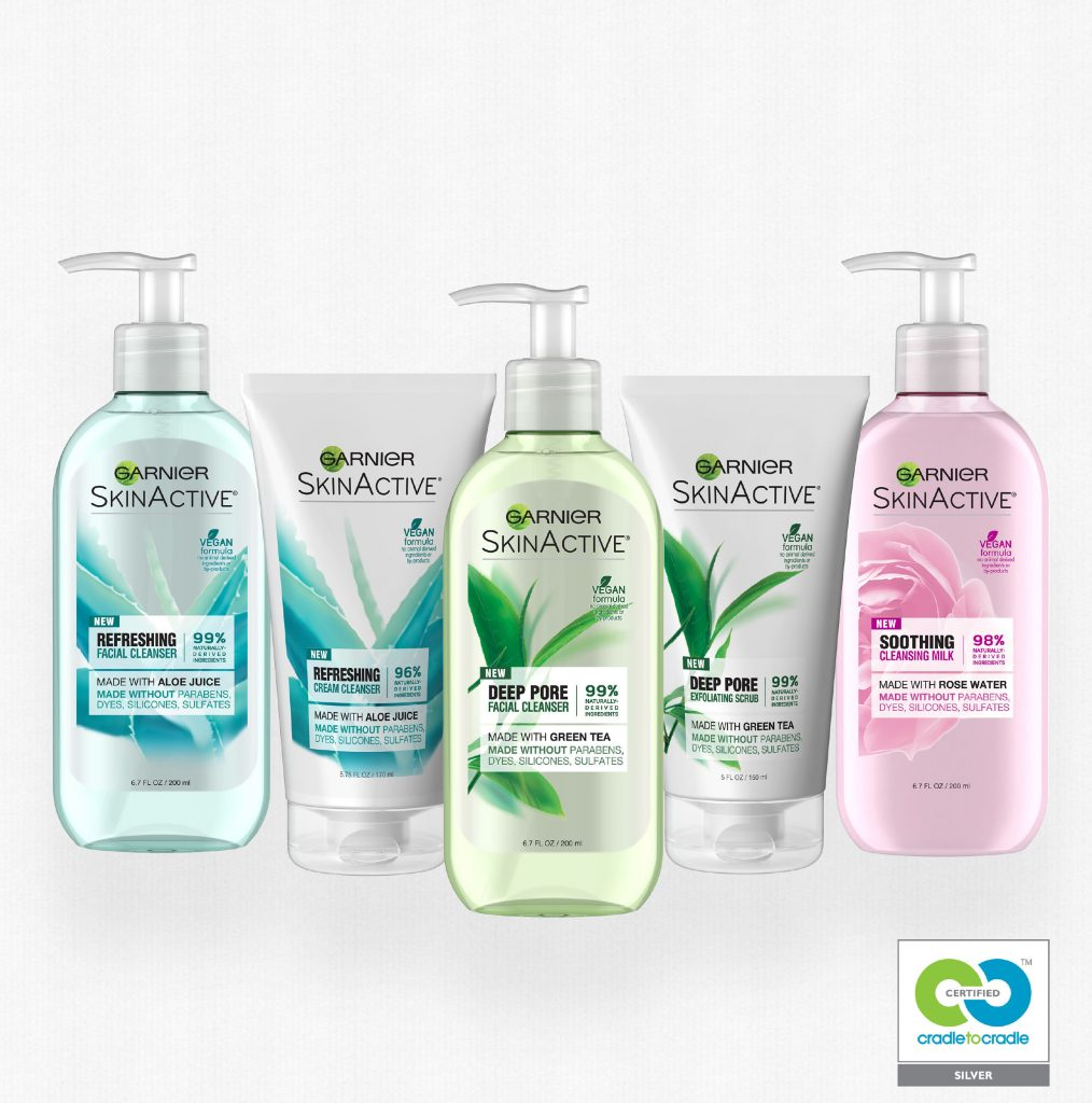 Garnier Cradle Certification