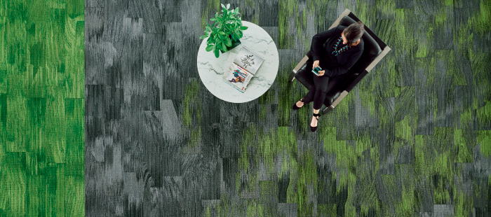 Milliken Commits to Cradle to Cradle Design™ Optimization with Newly Certified Carpet Tiles