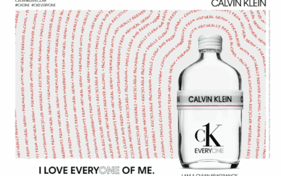 Coty Achieves Silver Level Material Health Certificate for Calvin Klein Fragrance Assessed by MBDC