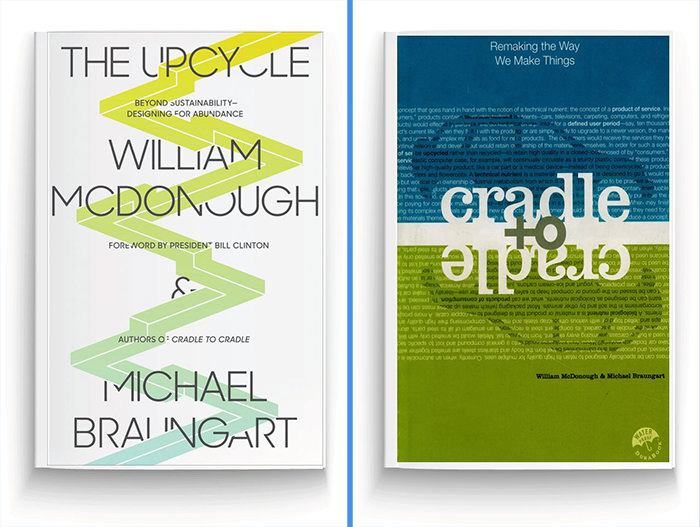 Cradle to Cradle & Upcycle Books, MBDC