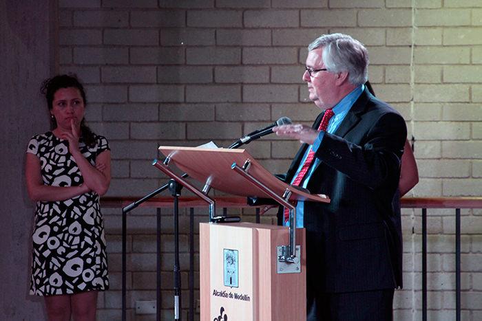 Image of Ken Alston Public Speaking, MBDC